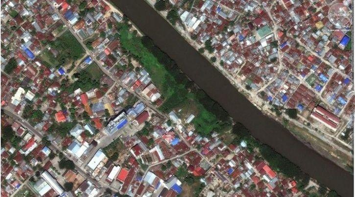 indonesia before and after tsunami