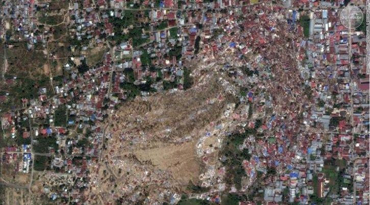 indonesia earthquack