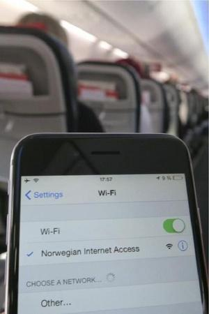 inflight connectivity