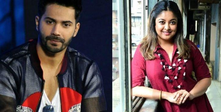 #MeToo Varun and Tanushree