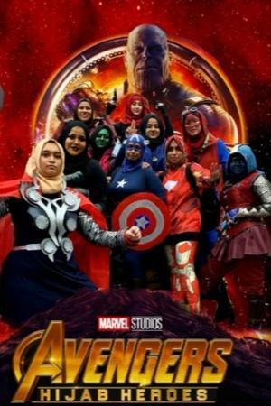 New York comic con 2018 comic con hijabi heroes hijabi avengers women in hijab women avengers i