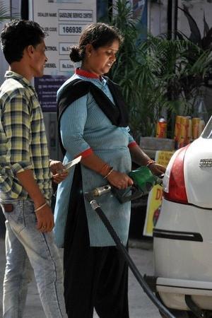 Odisha petrol diesel prices BJP Congress Dharmendra Pradhan Sanjay Lath VAT government