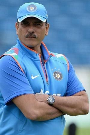 Ravi Shastri made 206