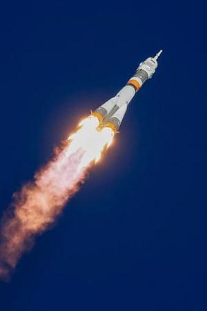 Rocket Carrying Space Station Crew Fails In MidAir