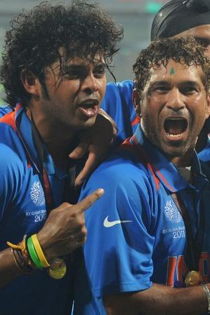 Sachin Tendulkar Reminded The Interviewer Of Sreesanth Contribution