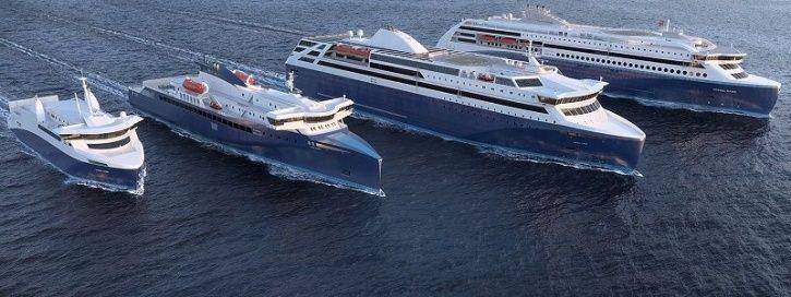 Shipping Solutions, Autonomous Shipping, Rolls Royce Marines, Intel, Autonomous Technology