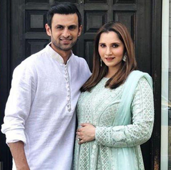 Sania Mirza And Shoaib Malik Have Been Blessed With A Baby Boy And
