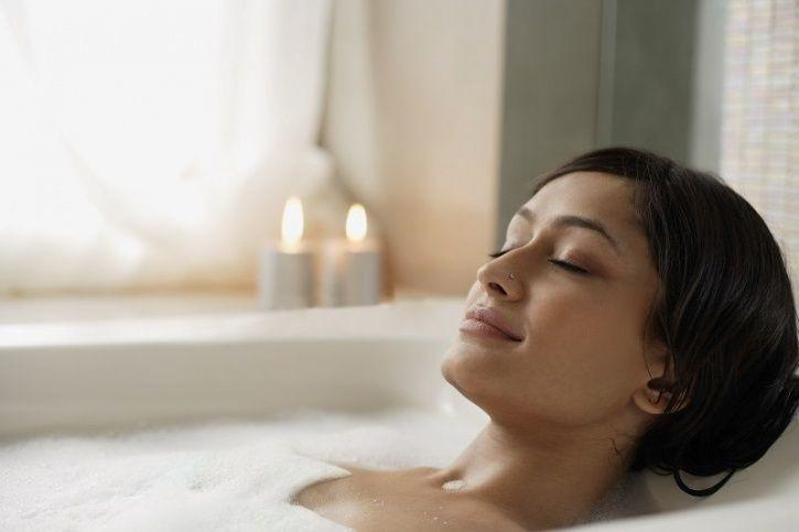 Taking A Hot Bath Twice A Week For 30 Minutes Is Better Than Exercise For Treating Depression