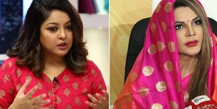 Tanushree and Rakhi Sawant