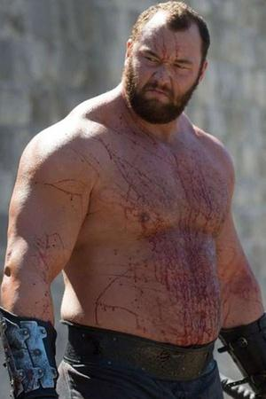 The Mountain from Game of Thrones