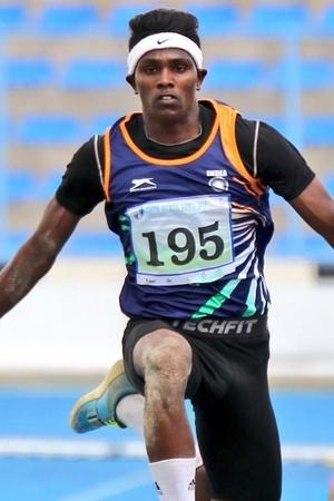 Triple Jumper Praveen Chitravel Clinches Bronze