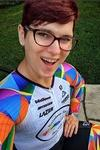 US cyclist is unhappy at trans woman winning