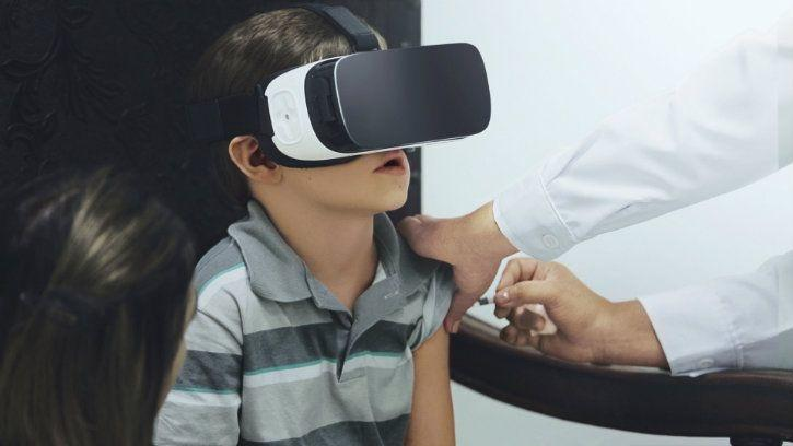 VR Headsets Can Reduce Children's Fear Of Injections By 94