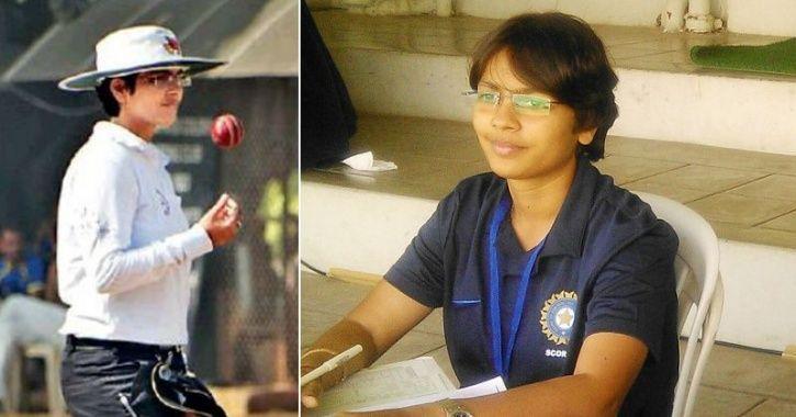 Vrinda Rathi national-level umpire