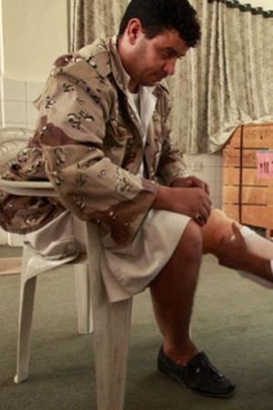 Yemeni war victims