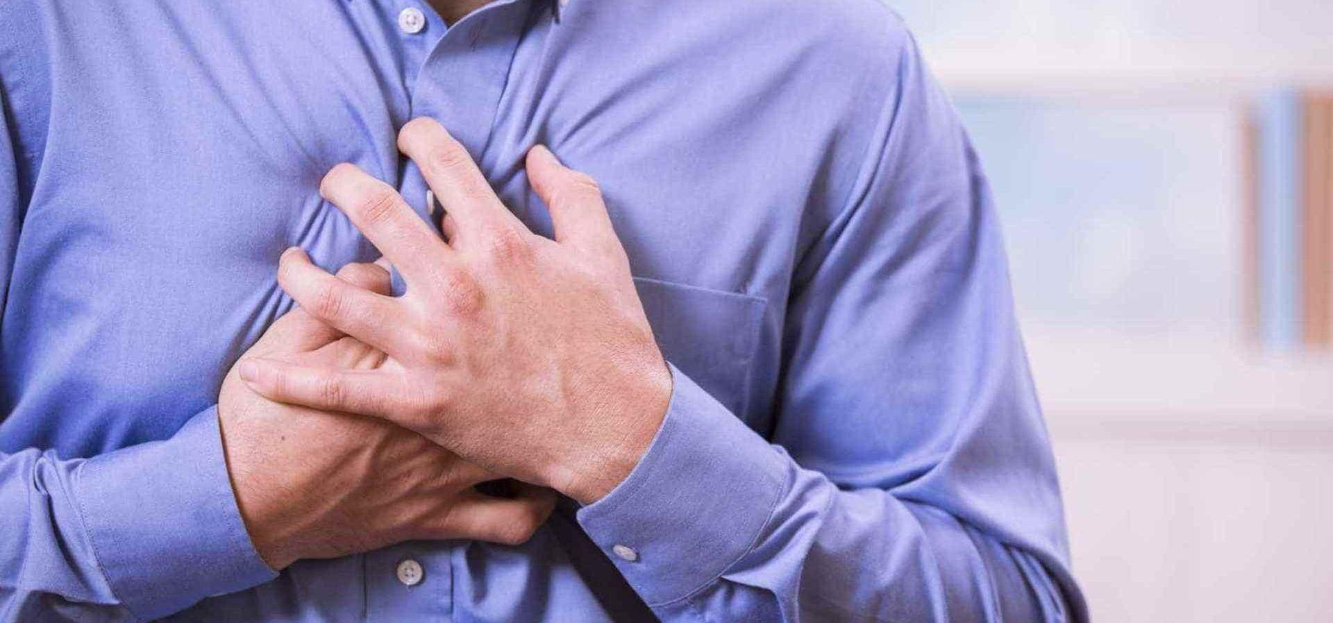 30-year-olds Are Getting Heart Attacks, Here