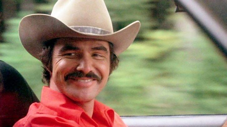 A picture of Burt Reynolds.