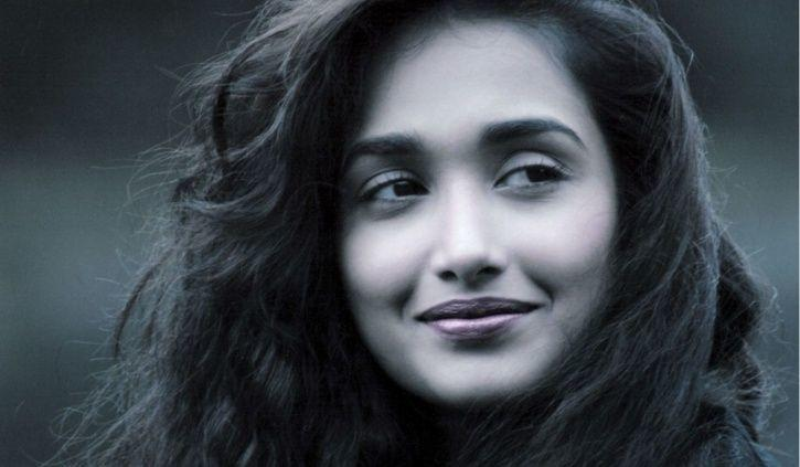 A picture of Jiah Khan.