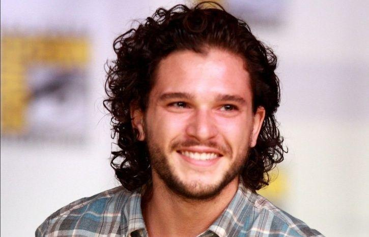 A picture of Kit Harington.