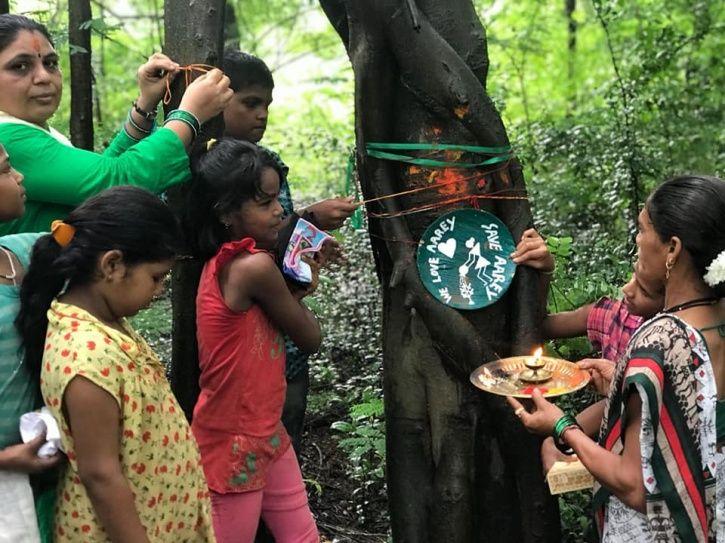 Aarey Forest Mumbai