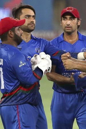 afghanistan cricket team