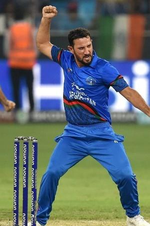 Afghanistan tied the match with India