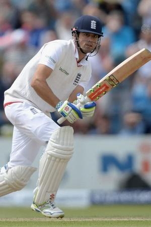 Alastair Cook scored over 12000 runs