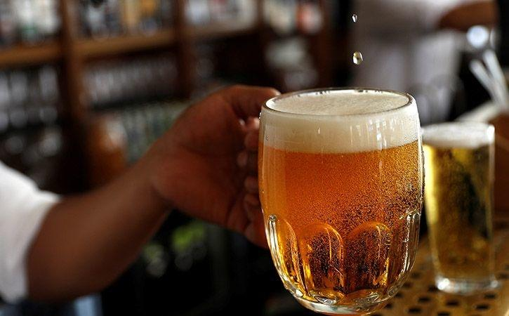 brewed beer in your favourite restaurant