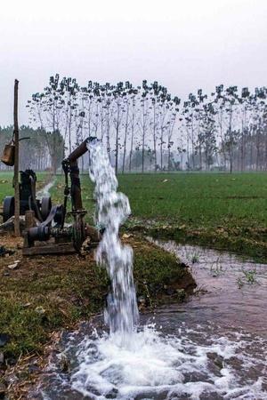 Chhattisgarh Village water basin Lingaram Mandavi
