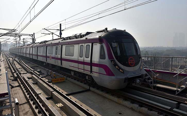 Delhi Metro Is Second Most Unaffordable In The World