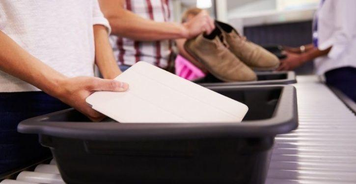 Did You Know That Airport Security Trays Carry More Disease-Causing Viruses Than Toilets?