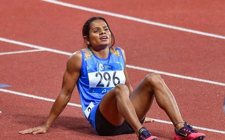 Dutee Chand Focus Turns To Family Matters