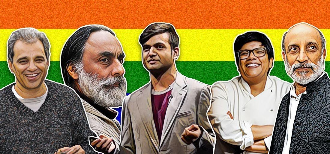 five people who fought for homosexuality