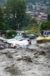 Heavy Rains Snowfall Lash Himachal Resulting In Flash Floods Air Force Rescues Stranded People