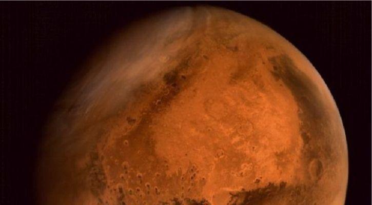 ISRO mangalyaan mars orbiter mission photo