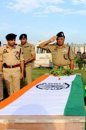 Jammu and Kashmir three cops killed Hizbul Mujahideen Riaz Naikoo Shopian abduction