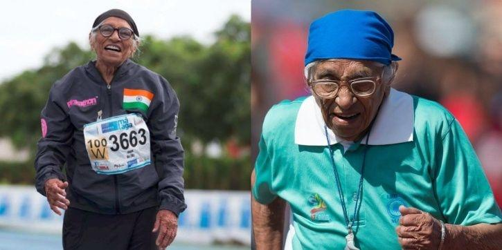 Man Kaur is 102 years old