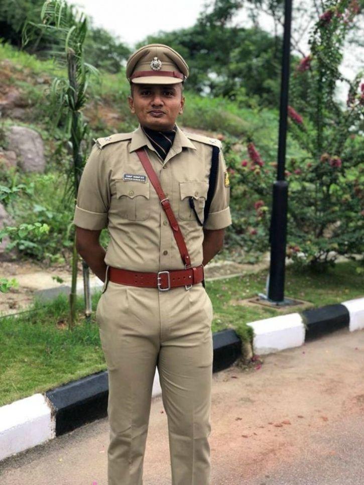 Mithun Kumar G K IPS