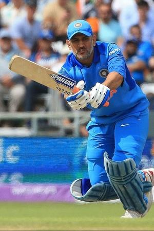 MS Dhoni May Have Angered Fans After His Duck Vs Hong Kong