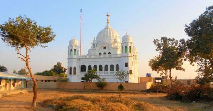 Image result for kartarpur sahib pakistan