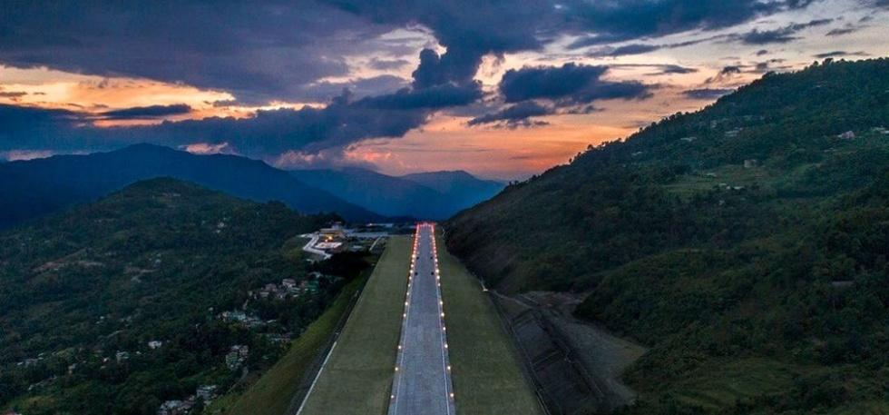 Pakyong: Located At A Height Of 4,500 Ft In Himalayas, India Gets Its 100th Airport In Sikkim