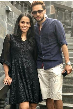 saina nehwal to tie the knot with parupalli kashya