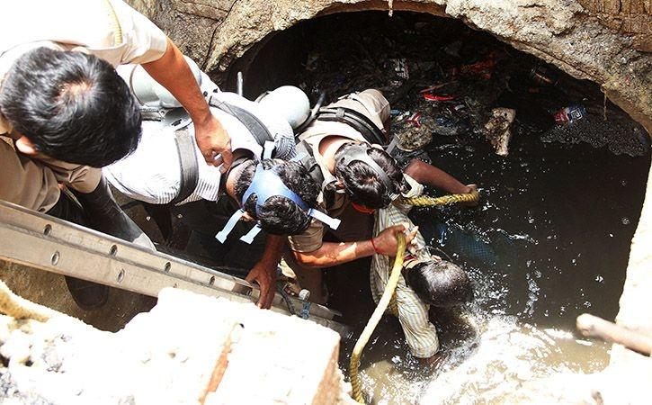 Sewer Deaths To Invite Jail Term Of Up To 10 Years
