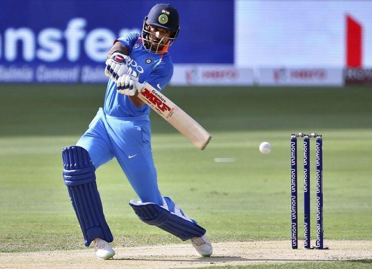 Shikhar Dhawan made 127