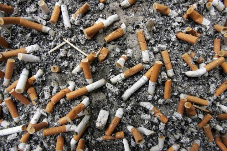 Since Cigarette Butts, Not Plastic Straws, Are The Worst Contaminant of Oceans