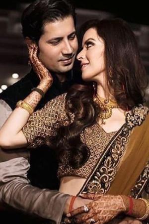 Sumeet Vyas Ekta Kaul Had The Most Filmy PreWedding Ceremonies These Pics Prove Just That