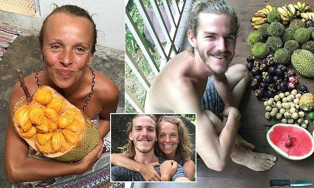 This Couple Who've Been Eating Just Fruits For Three Years Claim That It Makes Them 'Feel High'