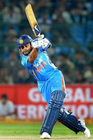 Virat Kohli made 183