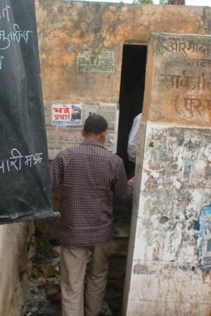 Wadala Mumbai public toilets police death Fulchand Yadav Shakir Ali Shaikh