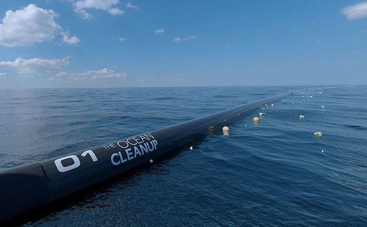 World's Most Ambitious Ocean Cleanup Starts Today